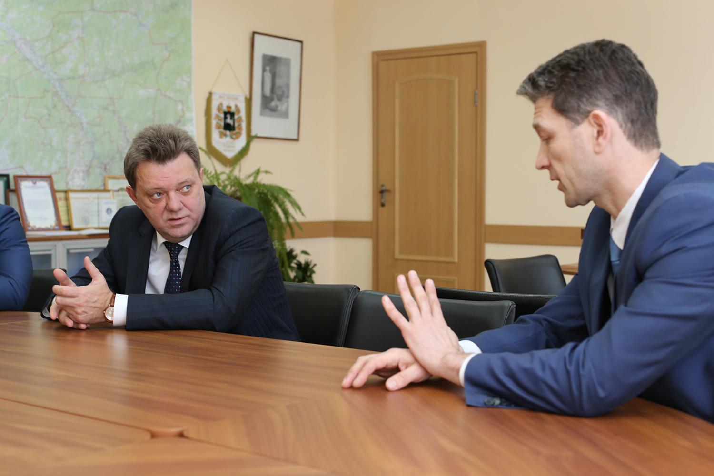 Мэр Томска Иван Кляйн считает, что из-за действий  хулиганов город может потерять томское училище связи